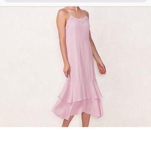 ❤️New Beautiful Lauren Conrad blush pink dress!!